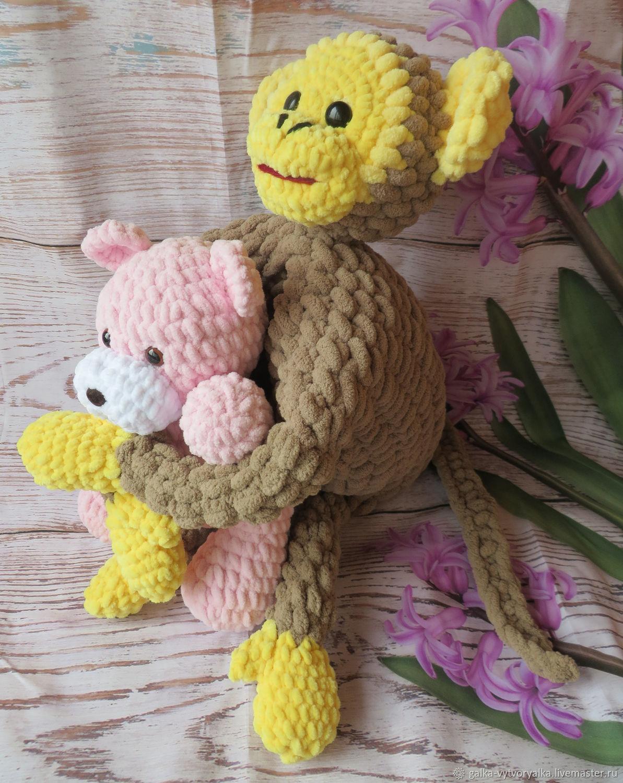 Игрушки животные, ручной работы. Ярмарка Мастеров - ручная работа. Купить Игрушка № 13:игрушка - подушка обнимушка. Handmade.
