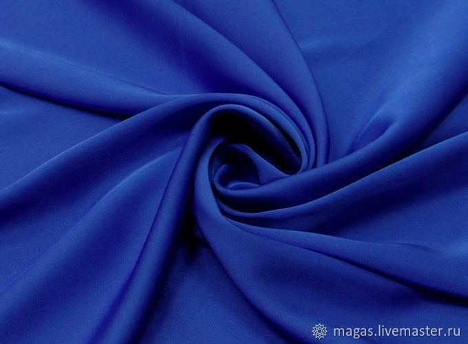 SILK ARTIFICIAL EURO-TEX SRL - 2 COLORS, Fabric, Moscow,  Фото №1