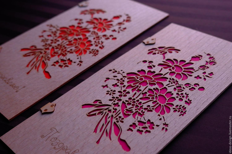 Многофункциональные открытки, красивые
