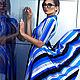 """Платья ручной работы. Ярмарка Мастеров - ручная работа. Купить Платье """"Графика"""". Handmade. Трикотажное платье, купить платье"""