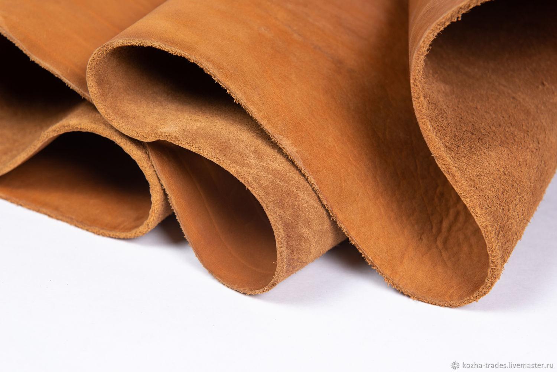 Натуральная кожа.Вороток ТАБАК 3.2-3.4 мм, Кожа, Санкт-Петербург,  Фото №1