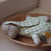 Куклы и игрушки ручной работы. Ярмарка Мастеров - ручная работа Игрушка-грелка. Handmade.