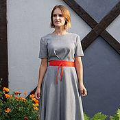 Одежда handmade. Livemaster - original item Dress Olenka. Handmade.