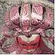 Интерьерные  маски ручной работы. Интерьерная венецианская маска Леди. Елена. Ярмарка Мастеров. Интересный подарок, подарок, Декор