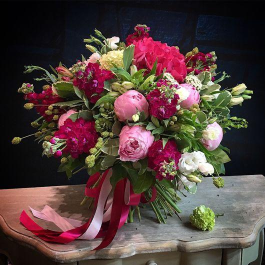 """Букеты ручной работы. Ярмарка Мастеров - ручная работа. Купить Букет цветов """"Ароматы лета"""". Handmade. Букет цветов"""