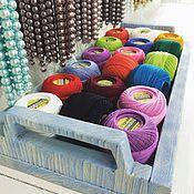 Материалы для творчества ручной работы. Ярмарка Мастеров - ручная работа Нить Yarn Art Canarias (для вязания жгутов). Handmade.