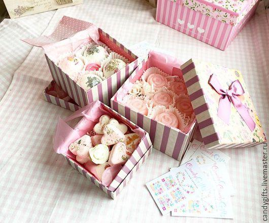 Candy Gifts , Подарочный набор ` Цветочное настроение`