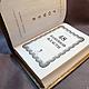"""Обложки ручной работы. Книга """"48 законов власти - 2"""". Furmani. Ярмарка Мастеров. Подарок, ручная работа, мужской"""