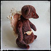 Куклы и игрушки ручной работы. Ярмарка Мастеров - ручная работа Коллекционный мишка тедди Добрый ангел. Handmade.