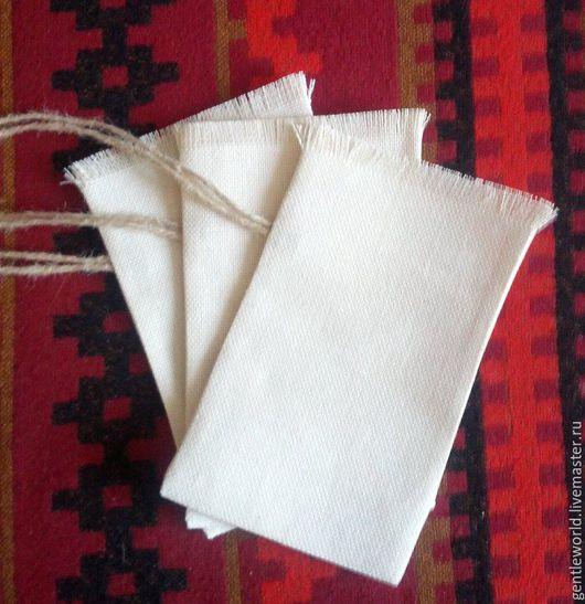 Упаковка ручной работы. Ярмарка Мастеров - ручная работа. Купить мешочки  10х15. Handmade. Бежевый, мешочек для мелочей, упаковка для мыла
