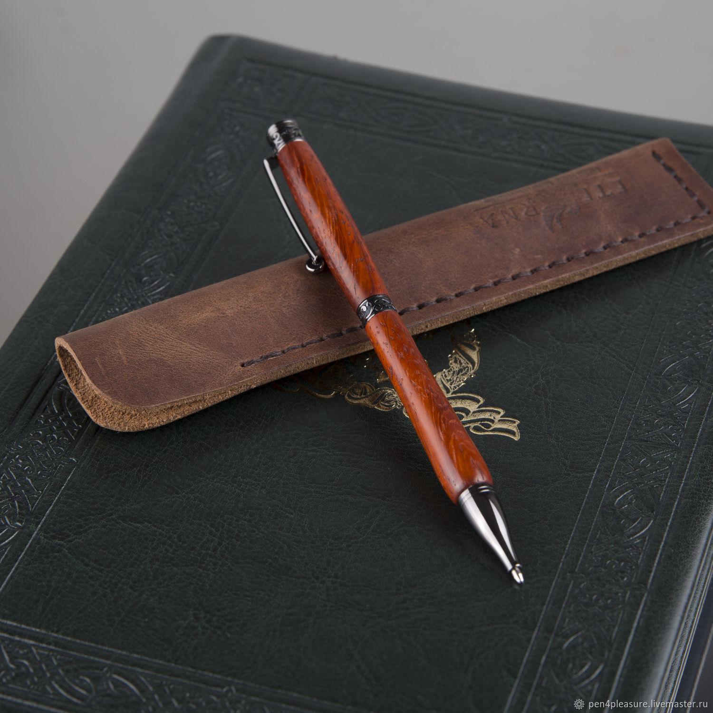 Шариковая ручка Chickline из падука, Ручки, Санкт-Петербург,  Фото №1