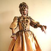 """Одежда ручной работы. Ярмарка Мастеров - ручная работа Костюм живой статуи """"Дама с цветами"""". Handmade."""