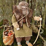 Куклы и игрушки ручной работы. Ярмарка Мастеров - ручная работа Тряпичная кукла Леший. Handmade.