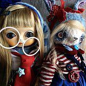 Куклы и игрушки ручной работы. Ярмарка Мастеров - ручная работа Конфетная. Handmade.