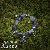 Фен-шуй и эзотерика handmade. Livemaster - original item Bracelet Talisman amulet for good luck in a new business. Handmade.