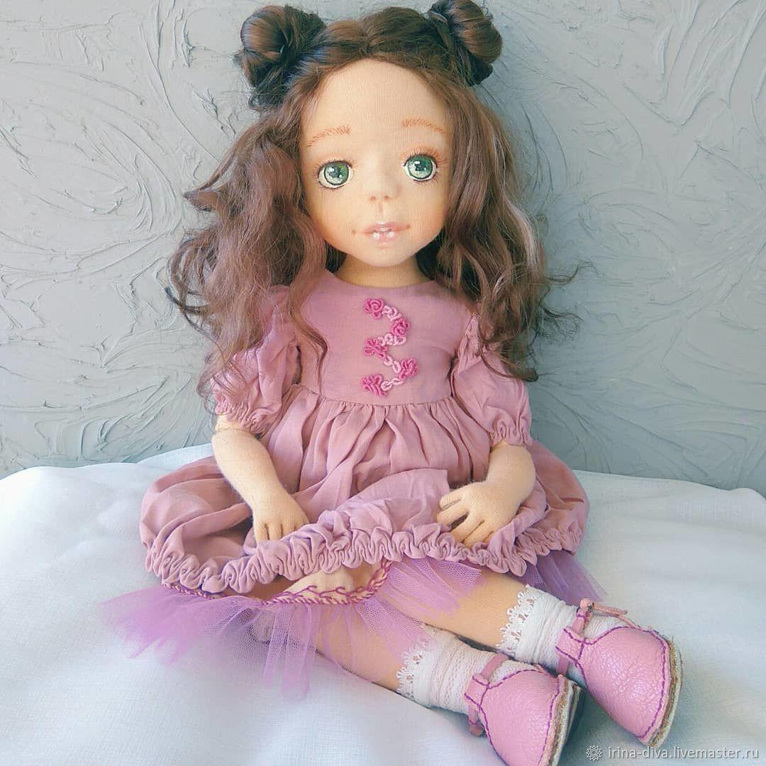 Авторская кукла Наташа, Шарнирная кукла, Тюмень,  Фото №1