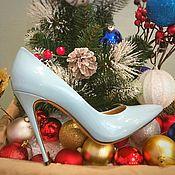 Обувь ручной работы handmade. Livemaster - original item Zapatos de mujer