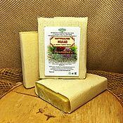 handmade. Livemaster - original item Fir soap with herbs of the Altai Mountains. Handmade.