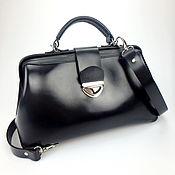 Сумки и аксессуары handmade. Livemaster - original item Leather bag, leather Bag buy, Men`s leather bag Berlin 3. Handmade.