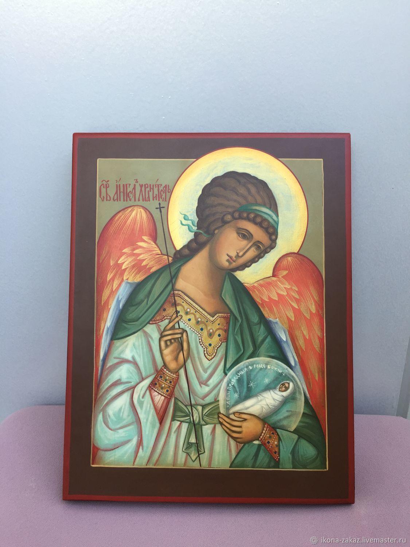 Guardian angel icon 21 cm, Icons, Yaroslavl,  Фото №1