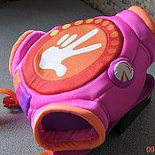 Сумки и аксессуары ручной работы. Ярмарка Мастеров - ручная работа Рюкзак-помогатор для детей. Handmade.
