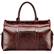 Сумки и аксессуары handmade. Livemaster - original item Leather city bag