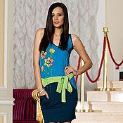 """Одежда ручной работы. Ярмарка Мастеров - ручная работа Платье """"Сидней"""" SALE 70%. Handmade."""