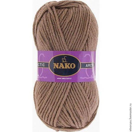 Вязание ручной работы. Ярмарка Мастеров - ручная работа. Купить Nako Arctic / Нако Арктик. Handmade. Комбинированный, пряжа