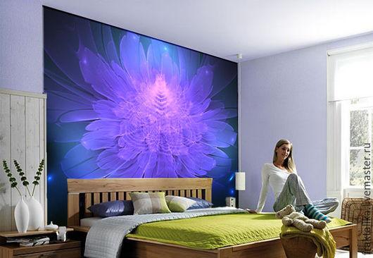 `Хризантема`. Для примера. Формат фотообои