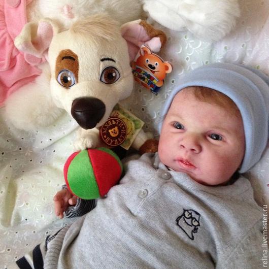 Куклы-младенцы и reborn ручной работы. Ярмарка Мастеров - ручная работа. Купить кукла реборн Габриэль. Handmade. Куклы реборн