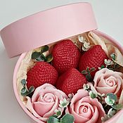 handmade. Livemaster - original item The berries of the soap. Handmade.