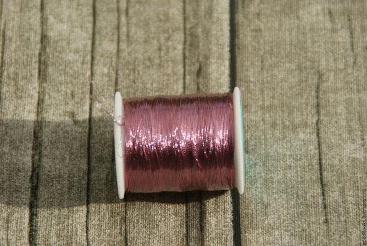 Вышивка ручной работы. Ярмарка Мастеров - ручная работа. Купить Металлизированные нитки люрекс, 100 метров. Handmade. Комбинированный
