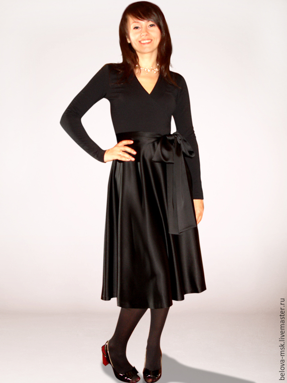 Платье Трикотаж Купить