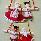 Куклы и игрушки ручной работы. Ярмарка Мастеров - ручная работа Русские обережные куклы. Handmade.