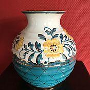 Винтаж handmade. Livemaster - original item Handmade vase