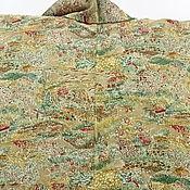 """Одежда ручной работы. Ярмарка Мастеров - ручная работа Кимоно  из японского  шёлка. """"цумуги"""".. Handmade."""