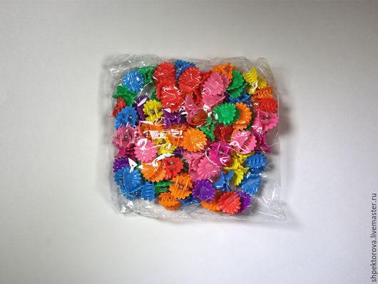 Другие виды рукоделия ручной работы. Ярмарка Мастеров - ручная работа. Купить Крабики для волос маленькие 18мм в упаковках ( 80шт.). Handmade.