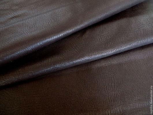 """Шитье ручной работы. Ярмарка Мастеров - ручная работа. Купить Натуральная кожа КРС """"Marrone caffе"""". Handmade. Кожа"""