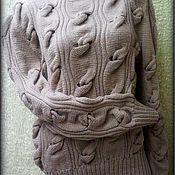 """Одежда ручной работы. Ярмарка Мастеров - ручная работа Свитер """"Узлы"""". Handmade."""