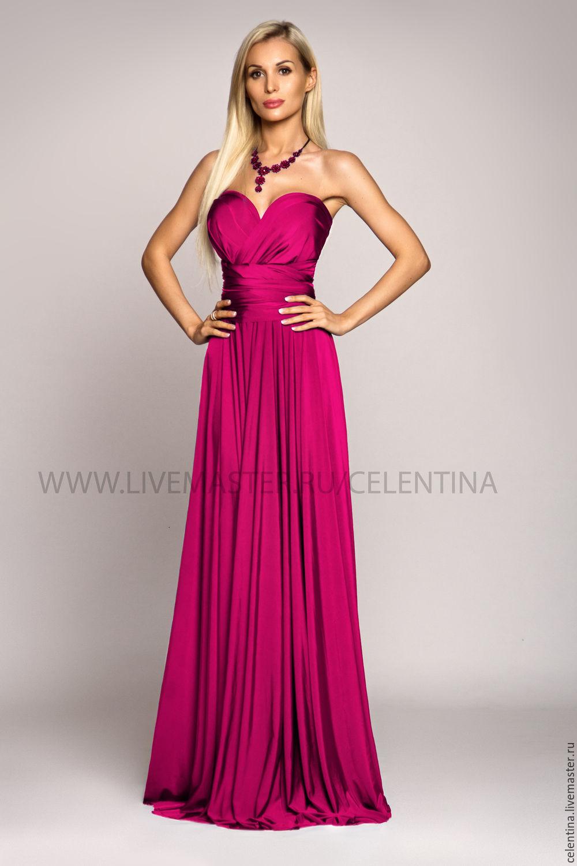 Купить Длинное Вечернее Платье