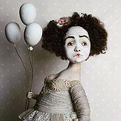 """Куклы и игрушки ручной работы. Ярмарка Мастеров - ручная работа """"Чула"""" кукла статичная 45 см. Handmade."""