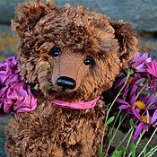 Куклы и игрушки handmade. Livemaster - original item Teddy Bears: NESTOR bear with Howler (pattern 1928). Handmade.