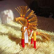 """Русский стиль ручной работы. Ярмарка Мастеров - ручная работа Солнечный конь """"Ярило"""". Handmade."""