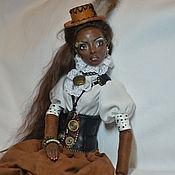 Куклы и игрушки ручной работы. Ярмарка Мастеров - ручная работа Будуарная кукла Зери. Handmade.