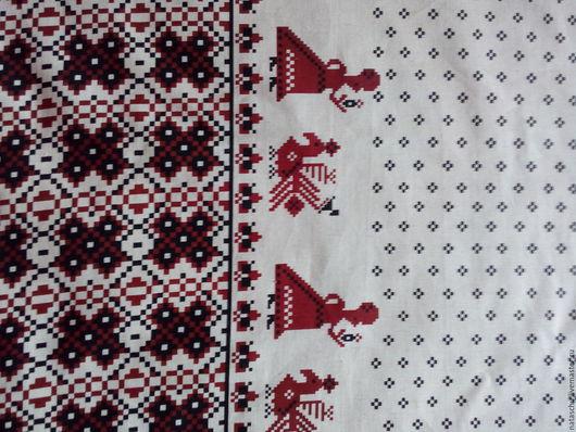 Текстиль, ковры ручной работы. Ярмарка Мастеров - ручная работа. Купить Скатерть с птицами (счастья?) полульняная с хлопковым кружевом. Handmade.