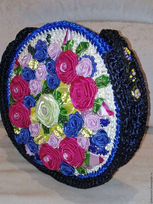 Женские сумки ручной работы. Ярмарка Мастеров - ручная работа. Купить сумка. Handmade. Комбинированный, сумка с декором, ручная работа