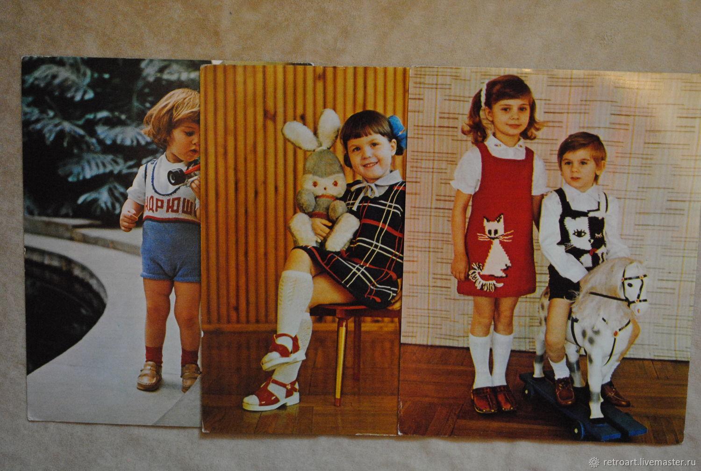 Поздравления крещения, набор открыток по вязанию свяжите детям