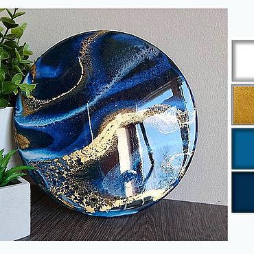 Для дома и интерьера ручной работы. Ярмарка Мастеров - ручная работа Набор resin art GOLD. Handmade.