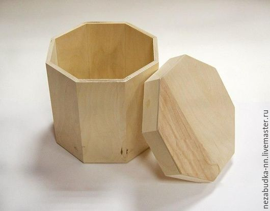 Короб восьмигранный малый 480 руб, большой 520 руб