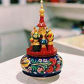 Русский стиль handmade. Livemaster - original item MUSICAL COMPOSITIONS - carousels